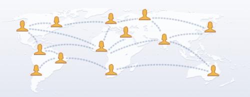 Facebook amis connectés