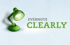 Logo Evernote Clearly - Amélioration lecture web
