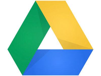 Google docs devient Google Drive pour le stockage et le partage