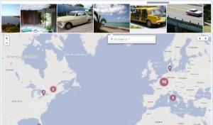 Localiser sur la carte de profil Facebook vos photos publiées
