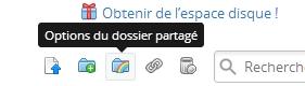 Partager un dossier sur Dropbox