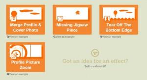 Créer des images saisissantes pour votre profil timeline Facebook