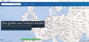 Nokia maps est une alternative à Google maps et Apple maps pour votre iphone