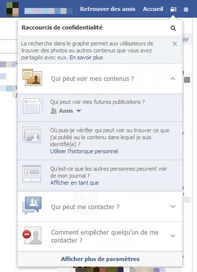 Comment accéder à mon historique personnel sur Facebook