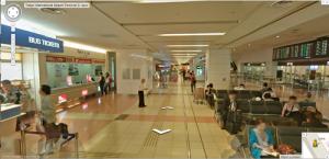 Google Street View aéroport de Tokyo