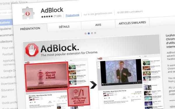 Peut-on esquiver les bloqueurs de bloqueurs de pubs?