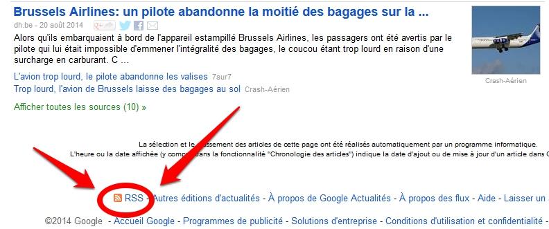 Google-news-rss