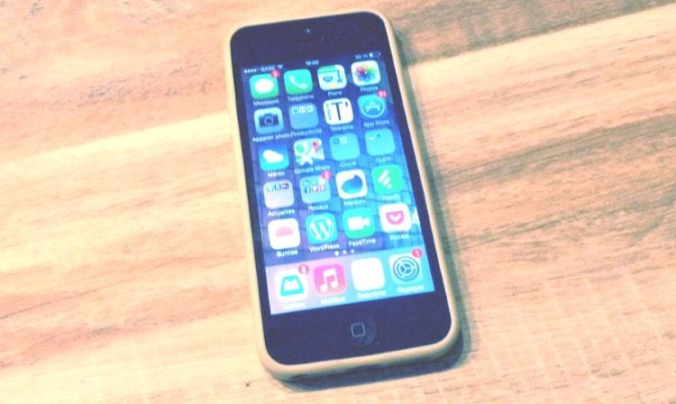 iPhone de chez Tango