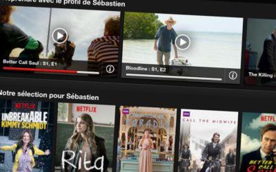 Netflix: comment supprimer vos séries / films en cours de lecture