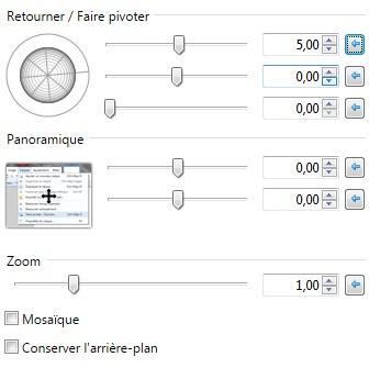 Astuce Paint.net pour une image qui penche de 5° vers la gauche