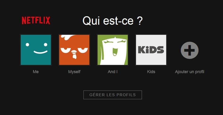 Peut-on partager son compte Netflix entre amis ?