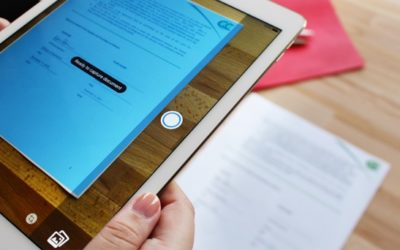 3 app pour scanner un document avec son mobile