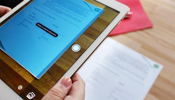 3 applications mobiles pour scanner un document depuis votre smartphone