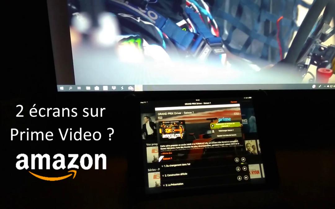Peut-on partager un compte Amazon Prime Vidéo ?
