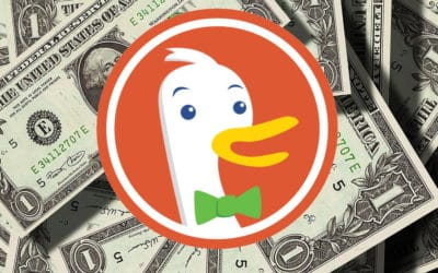 Comment DuckDuckGo se finance t'il ?